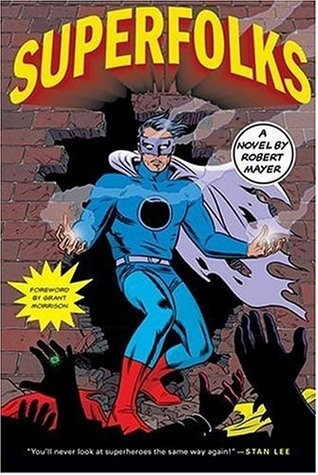 Superfolks by Robert  Mayer