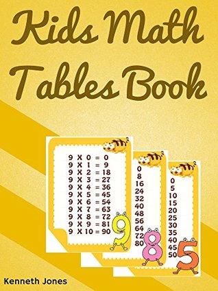 Kids Math : Kids Math Tables Book