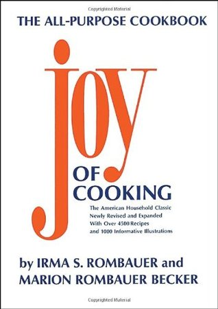 Joy of Cooking - 1975 by Irma S. Rombauer