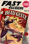 Beau Gest by by P C Wren. Golden Age Famous Stories by Famous Authors Illustrated.