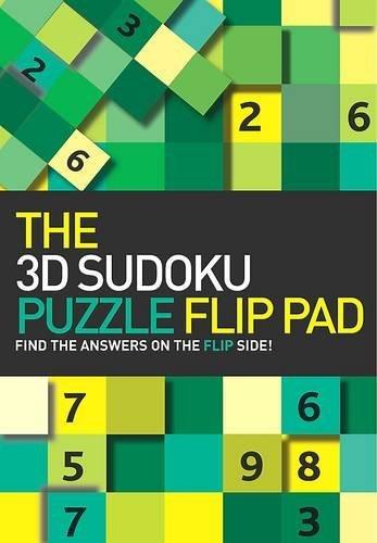 The 3d Sudoku Puzzle Flip Pad