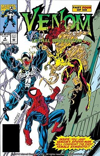 Venom: Lethal Protector #4