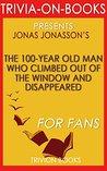 Jonas Jonasson's ...