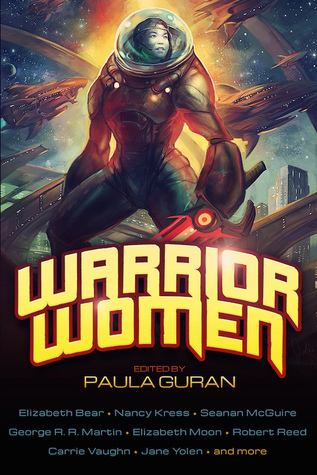 Warrior Women by Paula Guran