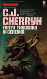 Forty Thousand in Gehenna by C.J. Cherryh