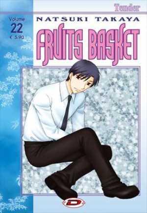 Fruits basket, vol. 22 by Natsuki Takaya