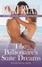 The Billionaire's Suite Dreams (Sutton Capital #4)