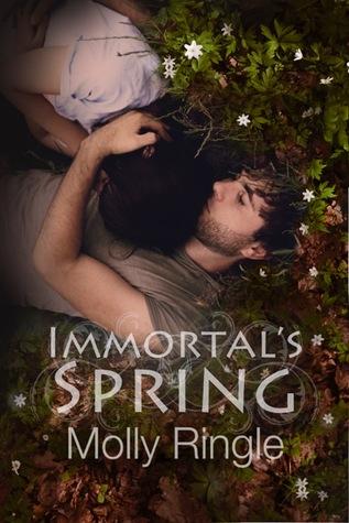 El libro de Immortal's Spring autor Molly Ringle DOC!