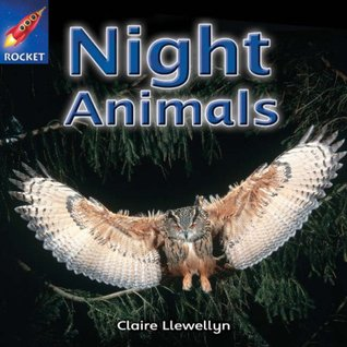 Night Animals: Green Level Non-Fiction