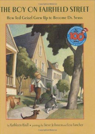 The Boy on Fairfield Street by Kathleen Krull