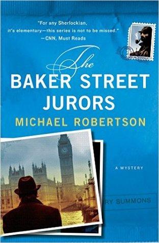 Ebook The Baker Street Jurors by Michael Robertson DOC!