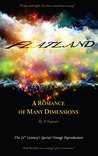 Book cover for Flatland: A Romance of Many Dimensions