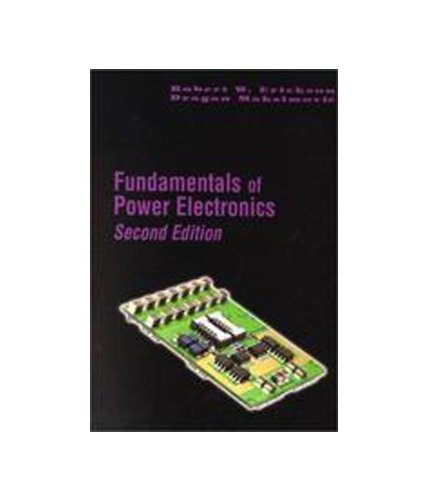 Fundamentals of Power Electronics, 2e