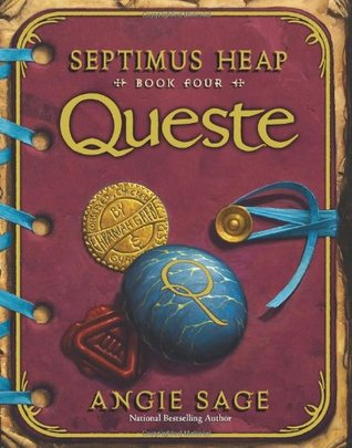 Book Review: Angie Sage's Queste
