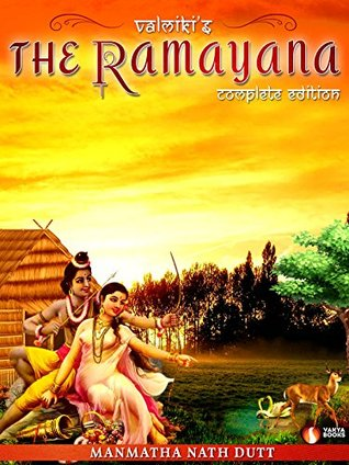Valmiki's The Ramayana Complete Edition