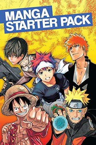 Shonen Jump Manga Starter Pack (Manga 101)