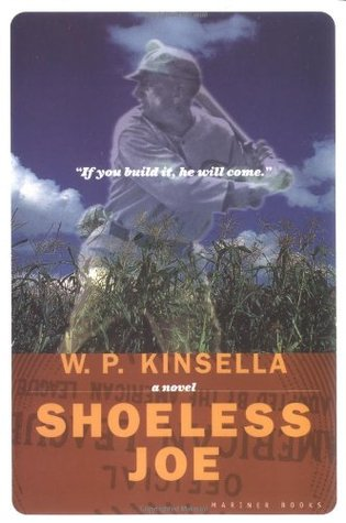 Image result for shoeless joe book