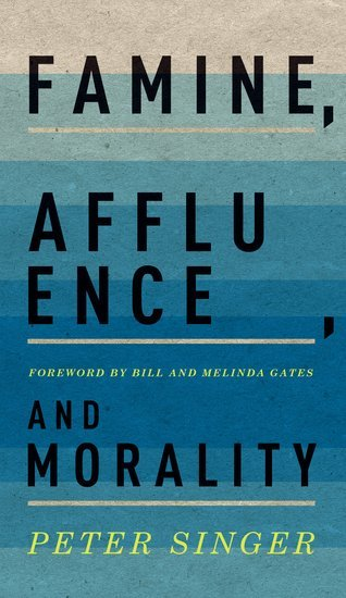 Famine, Affluence, and Morality