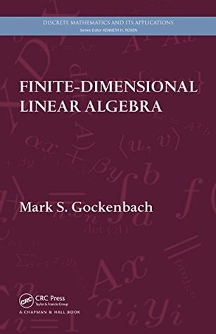 Finite-Dimensional Linear Algebra