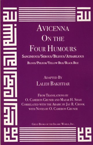 Avicenna: On The Four Humours