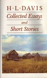 Collected Essays and Short Stories