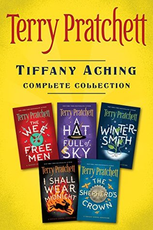 Tiffany Aching Complete Collection: 5 Books