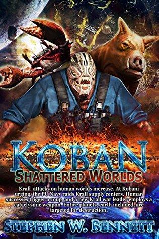 Shattered Worlds (Koban #4)