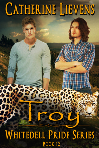 Troy (Whitedell Pride, #12)