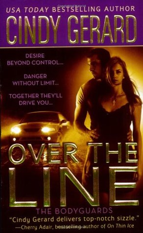 Book Review: Cindy Gerard's Over the Line