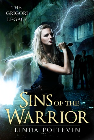 Sins of the Warrior (Grigori Legacy, #4)