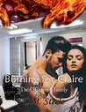 Burning For Claire (The O'Connell Family #2)