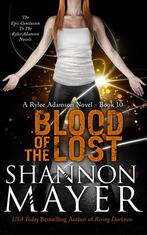 Blood of the Lost (Rylee Adamson, #10)
