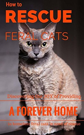 How To Rescue Feral Cats: Discovering the Joy of Providing a Forever Home to Homeless Feral Cats in Need of Rescue (Feral and Abandoned Cat Rescue and Care Book 1)
