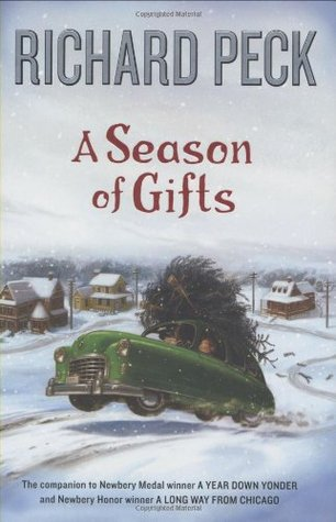 A Season of Gifts(A Long Way from Chicago 3)