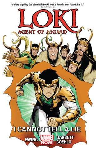 Loki: Agent of Asgard, Vol. 2: I Cannot Tell a Lie(Loki: Agent of Asgard 6-11)
