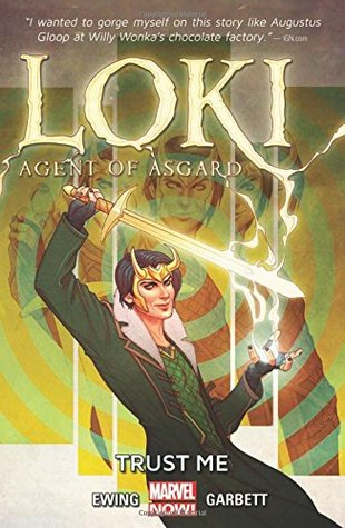 Loki: Agent of Asgard, Vol. 1: Trust Me
