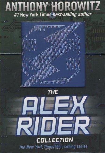 Alex Rider Boxed Set, #1-3 (Alex Rider, #1-3)