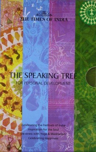 SPEAKING TREE - FOR PERSONAL DEVELOPMENT - 4 BOOKS SET