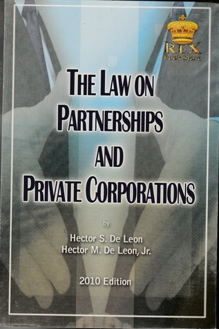 The Law On Negotiable Instrument By Hector S De Leon Zip