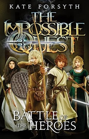 Image result for battle of the heroes kate forsyth book cover