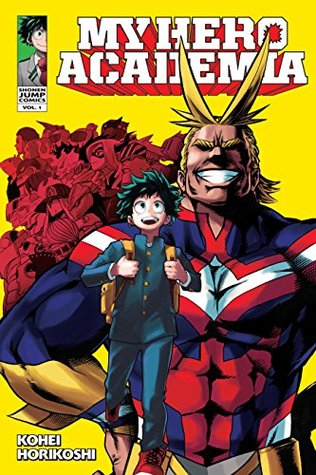 My Hero Academia, Vol. 1 (My Hero Academia, #1)