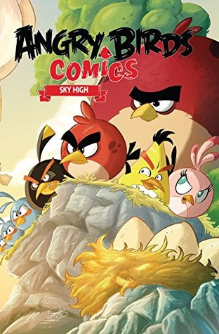 Angry Birds Comics, Volume 3: Sky High