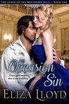 An Occasion To Sin (The Curse of the Weatherby Ball Book 1)