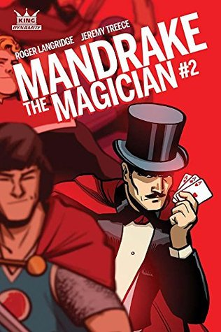 King: Mandrake the Magician #2