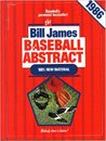 Bill James Baseball Abstract, 1986