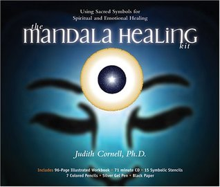 The Mandala Healing Kit: Using Sacred Symbols for Spiritual and Emotional Healing [With Black Paper and Colored Pencils & Gel Pen and 96 Page Workbook