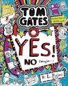 Tom Gates: Yes! No (Maybe...) (Tom Gates, #8)