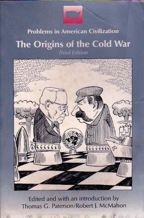The Origins of the Cold War by Thomas G. Paterson
