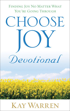 Choose Joy Devotional: Finding Joy No Matter What Youre Going Through (ePUB)