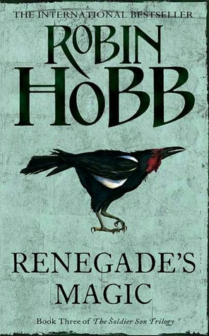 Renegade's Magic (The Soldier Son Trilogy, #3)